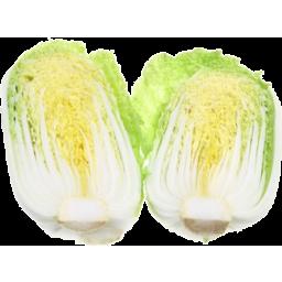 Photo of Organic Wombok Half