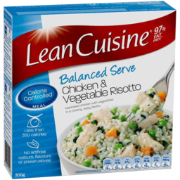 Photo of Lean Cuisine Chicken & Vegetable Risotto 300g