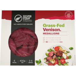 Photo of Silver Fern Farms Venison Medallions 400g