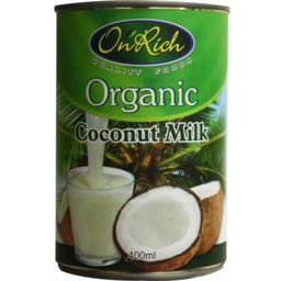 Photo of On Rich Coconut Milk