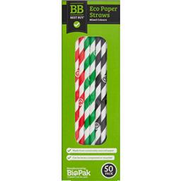 Photo of Best Buy Eco Straws Paper 50pk