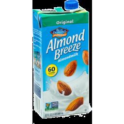 Photo of Blue Diamond Almond Breeze Almondmilk Original All Natural