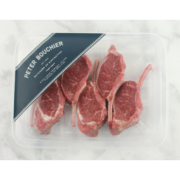 Photo of PETER BOUCHIER LAMB CUTLETS (6/7 PK)