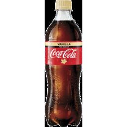 Photo of Coca Cola No Sugar Vanilla 600ml