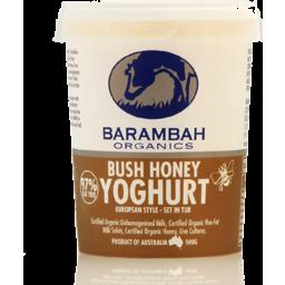 Photo of Barambah Yoghurt Bush Honey 500g