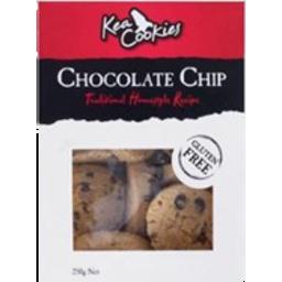 Photo of Kea Gluten Free Cookies Chocolate Chip 250g