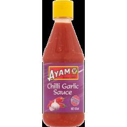 Photo of Ayam Chilli Garlic Sauce Squeeze Bottle 435ml