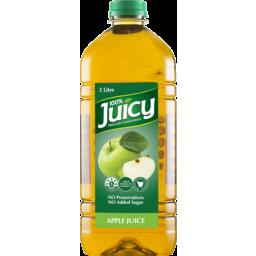 Photo of Juicy Isle 100% Long Life Juice Apple 2L