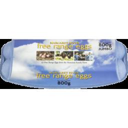 Photo of Margaret River Free Range Eggs Jumbo 800g