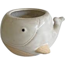 Photo of  Wendy Whale Ceramic Pot 14x7.5cm