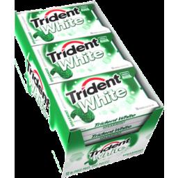 Photo of Trident White Spearmint