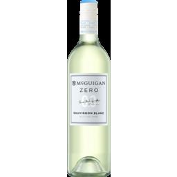 Photo of Mcguigan Zero Sauvignon Blanc 750ml ALCOHOL FREE
