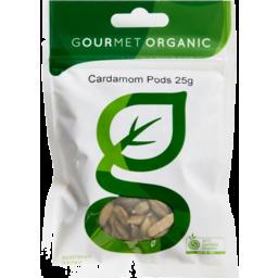 Photo of Gourmet Organic Cardamon Pods 20g