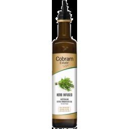 Photo of Cobram Estate Olive Oil Herb Infused 250ml