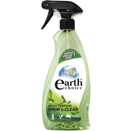 Photo of Earth Choice Multi Purpose Spray & Clean 600ml