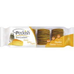 Photo of Peckish Thins Cheese 100g