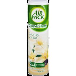 Photo of Air Wick 2 In 1 Floor Carpet Deodorant Powder Country Vanilla 500g