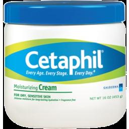 Photo of Cetaphil Dry Sensitive Skin Moisturizing Cream