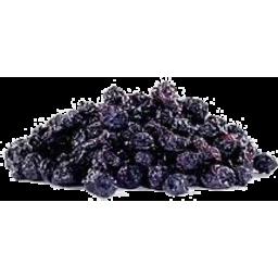 Photo of Organic Dried Blueberries Per Kg