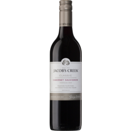 Photo of Jacob's Creek Classic Cabernet Sauvignon 750ml