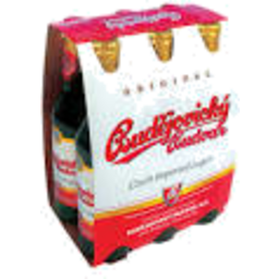 Photo of Budvar 6 Pack