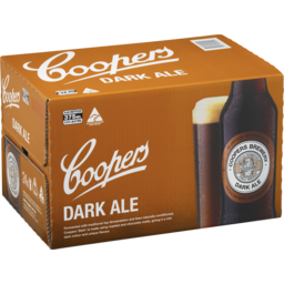 Photo of Coopers Dark Ale Stubbies