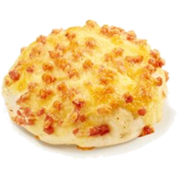 Photo of Oven Peel Bakery Roll Cheese & Bacon