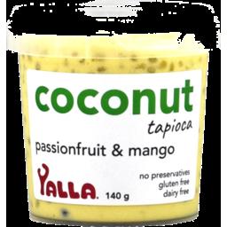 Photo of Yalla Coconut Tapioca Passsionfruit & Mango 140gm