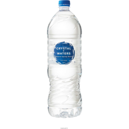 Photo of Crystal Waters Natural Spring Water 1.5l