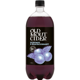 Photo of Old Mout Scrumpy Blackcurrant 1.25L