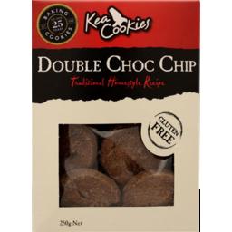Photo of Kea Gluten Free Cookies Double Chocolate Chip 250g