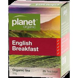 Photo of Planet Organic Tea - English Breakfast