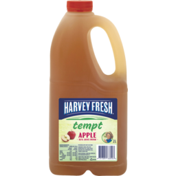 Photo of Harvey Fresh Tempt Apple 25% Drink 2l