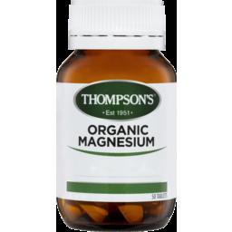 Photo of Thompsons Magnesium 50's