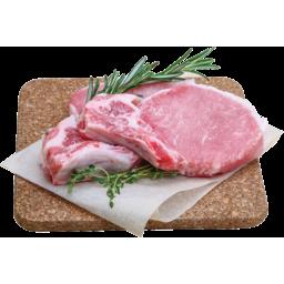 Photo of Pork Chops Leg