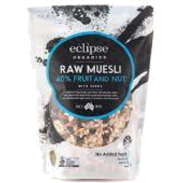 Photo of Eclipse - Raw Muesli - 500g