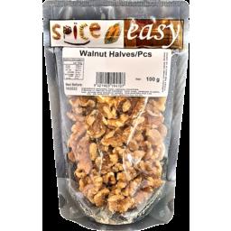 Photo of  Spice N Easy Walnut Halves 100g