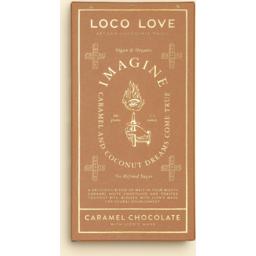 Photo of  Loco Love Caramel White Chocolate Block