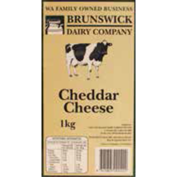 Photo of Brunswick Cheddar Cheese 1kg