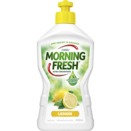 Photo of M/Fresh Dish Liquid Lemon 400ml