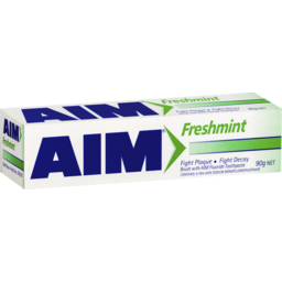 Photo of Aim Toothpaste Freshmint 90g