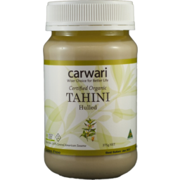 Photo of Carwari Hulled Tahini