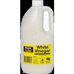 Photo of Black & Gold Vinegar White 2l