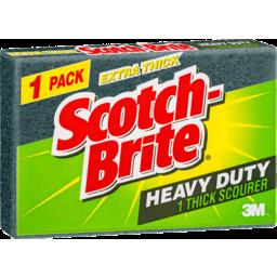 Photo of Scotch-Brite Heavy Duty Thick Scourer