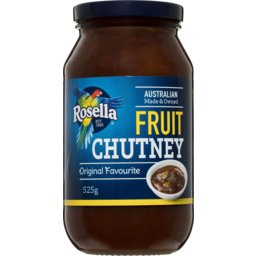 Photo of Rosella Fruit Chutney 525gm