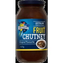 Photo of Rosella Fruit Chutney 525gm
