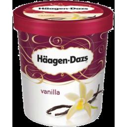 Photo of Haagen Dazs Ice Cream Vanilla 457ml