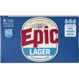 Photo of Epic Lazer 6pk