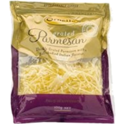 Photo of Ornelle Parmesan Grated 100g