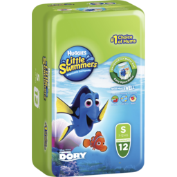 Photo of Huggies Little Swimmers Swim Pants Small Unisex 7-12kg 12pk